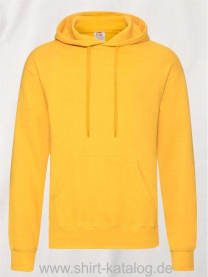 Classic-Hooded-Sweat-Sunflower