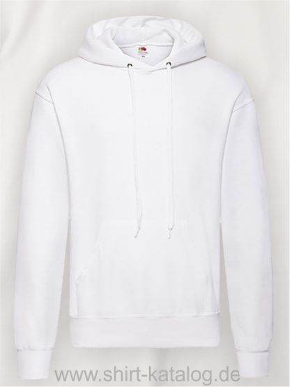Classic-Hooded-Sweat-White