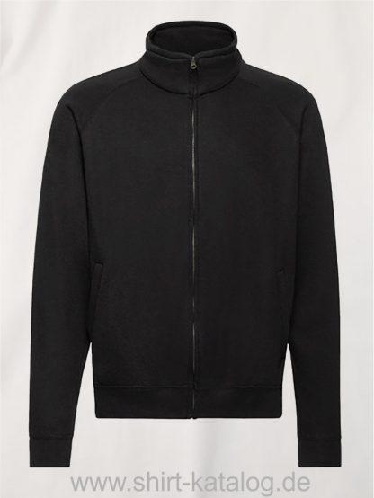 Classic-Sweat-Jacket-Black