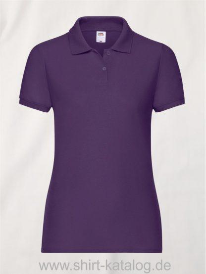 LADIES-6535-POLO-Purple