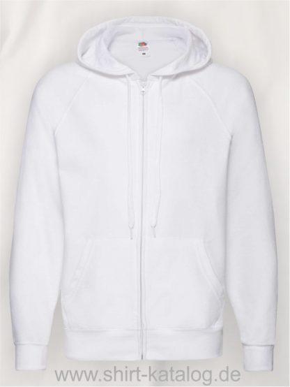 Lightweight-Hooded-Sweat-Jacket-White