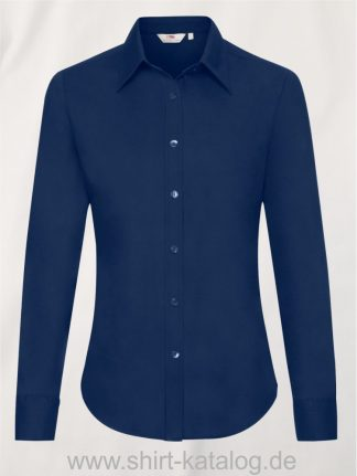 Long-Sleeve-Oxford-Shirt-Lady-Fit-Navy