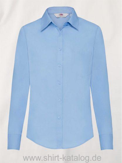 Long-Sleeve-Poplin-Shirt-Lady-Fit-Mid-Blue