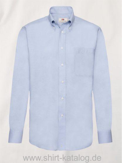 Men´s-Long-Sleeve-Oxford-Shirt-Oxford-Blue