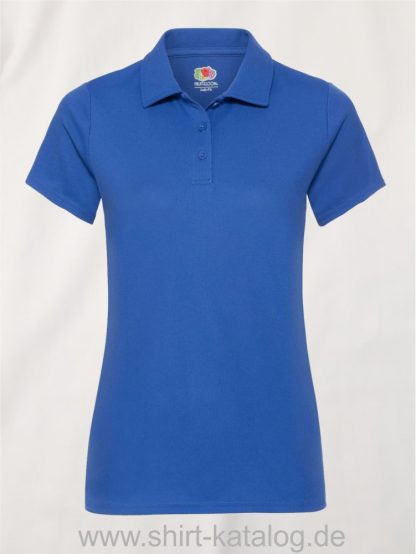Performance-Polo-Lady-Fit-Royal