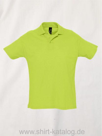 15874-Sols-Summer-Polo-II-apple-green