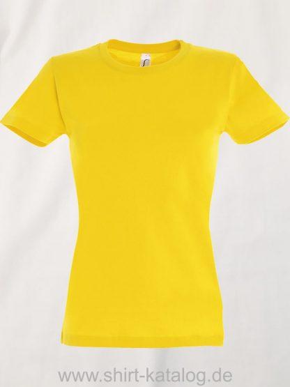 sols-imperial-t-shirt-women-gold