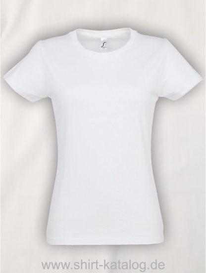 sols-imperial-t-shirt-women-weiss