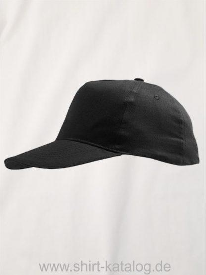 22801-Kids-Cap-Sunny-black