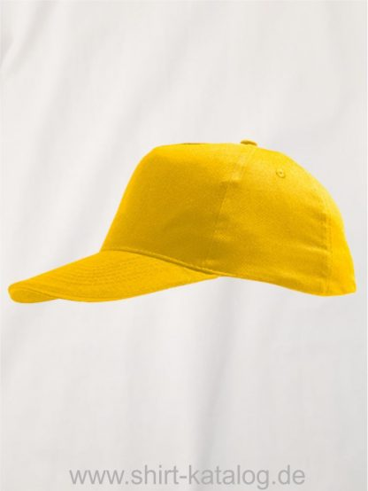 22801-Kids-Cap-Sunny-gold
