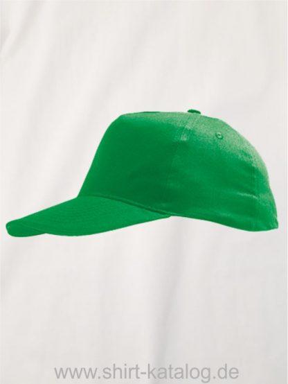 22801-Kids-Cap-Sunny-kelly-green