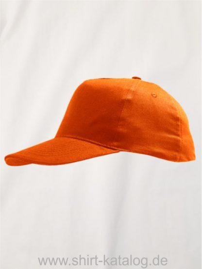 22801-Kids-Cap-Sunny-orange