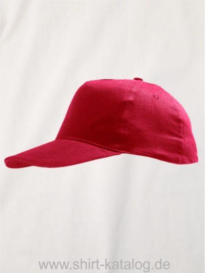 22801-Kids-Cap-Sunny-red