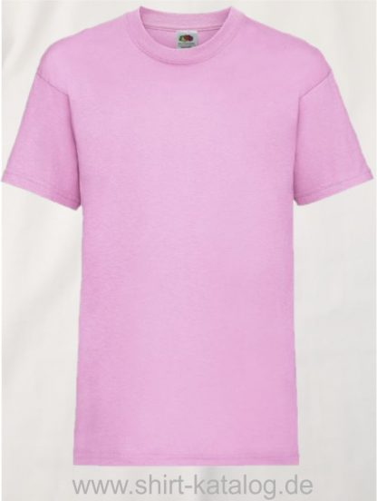 23191-Fruit-Of-The-Loom-Kids-Valueweight-T-F140K-Light-Pink