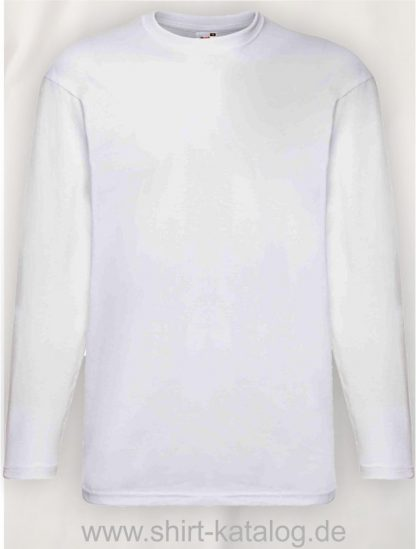 23270-Fruit-Of-The-Loom-Valueweight-T-White