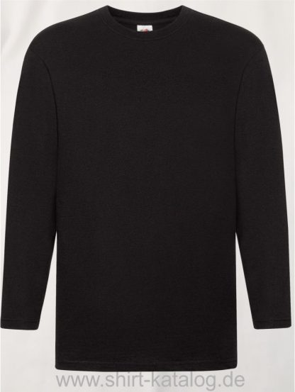 23273-Fruit-of-the-Loom-Super-Premium-Long-Sleeve-T-Black