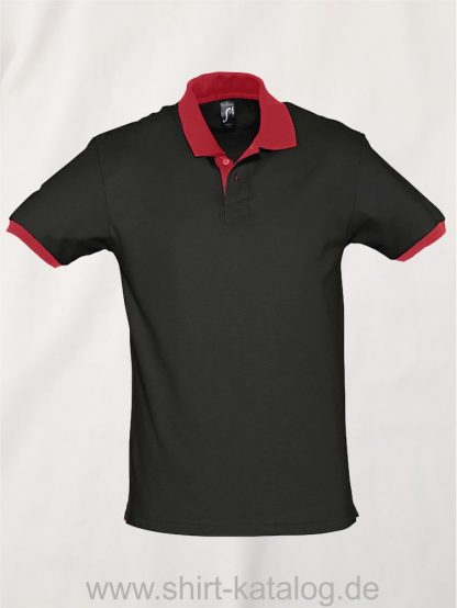 23315-Sols-Polo-Prince-black-red