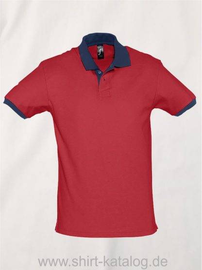 23315-Sols-Polo-Prince-red-french-navy