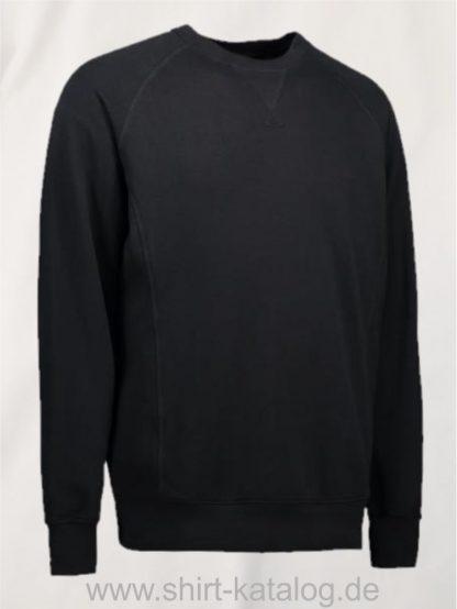 24701-ID-Identity-Exklusives Herren-Sweatshirt-0613-Black