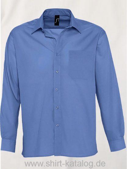 25844-Sols-Popeline-Langarmhemd-Baltimore-Mid-Blue