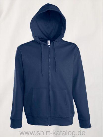 25846-Men-Hooded-Zip-Jacket-Seven-french-navy