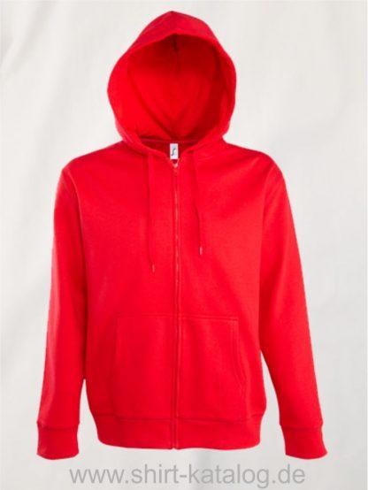 25846-Men-Hooded-Zip-Jacket-Seven-red