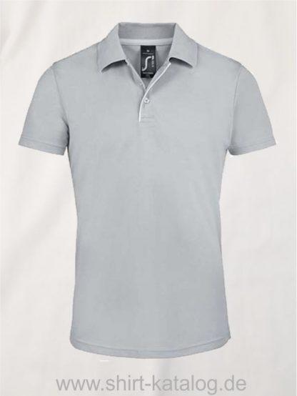 25887-Sols-Mens-Sports-Polo-Shirt-Performer-pure-grey