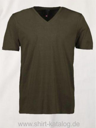 25934-ID-Identity-core-v-neck-tee-0542-classic-olive