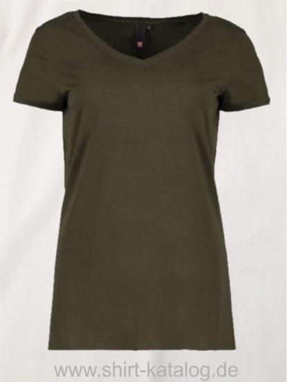 25935-ID-Identity-core-v-neck-damen-0543-classic-olive