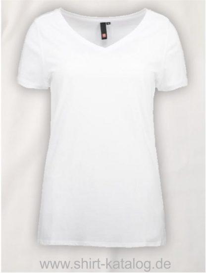 25935-ID-Identity-core-v-neck-damen-0543-weiß