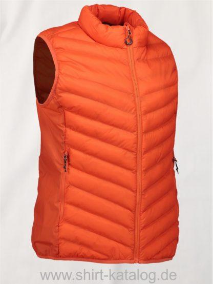 25967-ID-Identity-Damen-Stretch-Bodywarmer-0893-Orange