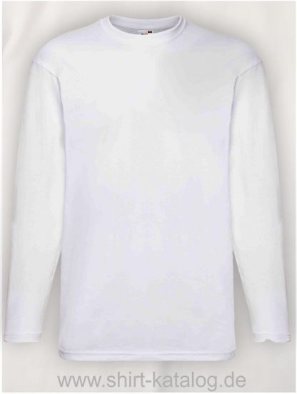 26027-Fruit-Of-The-Loom-Valueweight-T-White