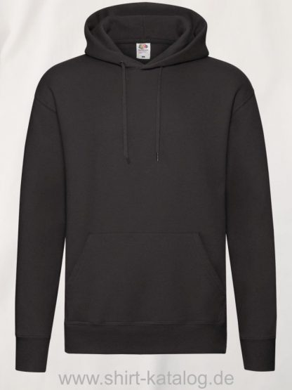 26040-fruit-of-the-loom-premium-hooded-sweat-black