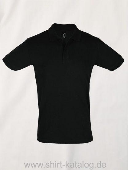 26157-Sols-Mens-Polo-Shirt-Perfect-black