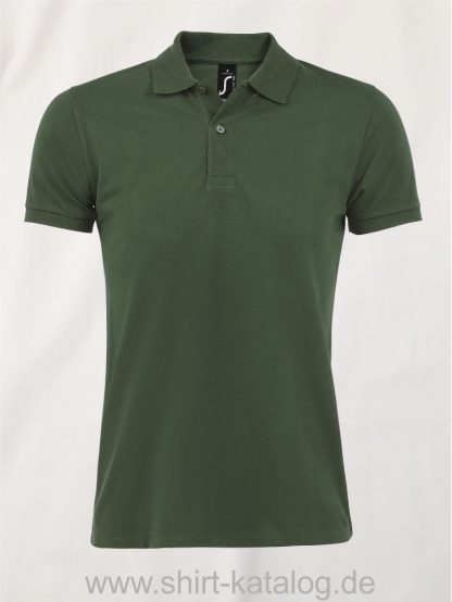 26157-Sols-Mens-Polo-Shirt-Perfect-bottle-green
