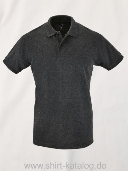 26157-Sols-Mens-Polo-Shirt-Perfect-charcoal-melange