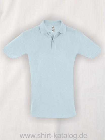 26157-Sols-Mens-Polo-Shirt-Perfect-creamy-blue
