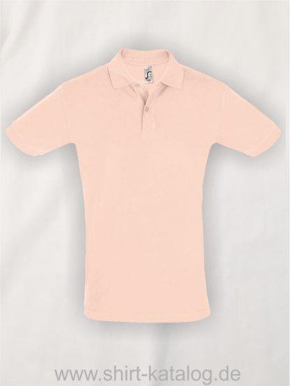 26157-Sols-Mens-Polo-Shirt-Perfect-creamy-pink