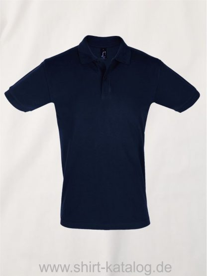 26157-Sols-Mens-Polo-Shirt-Perfect-french-navy