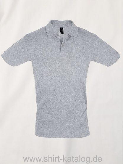 26157-Sols-Mens-Polo-Shirt-Perfect-grey-melange