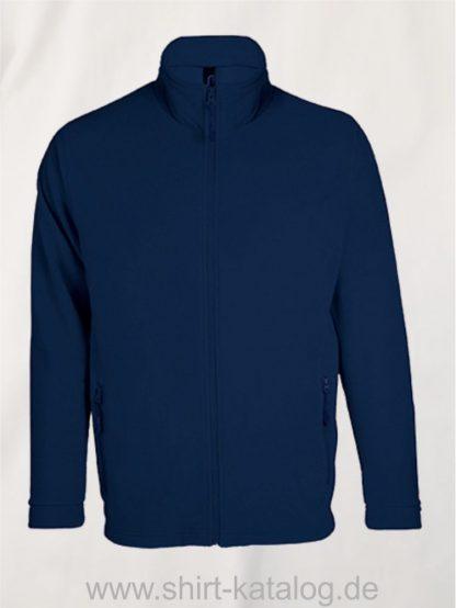 27516-Micro-Fleece-Zipped-Jacket-Nova-Men-navy