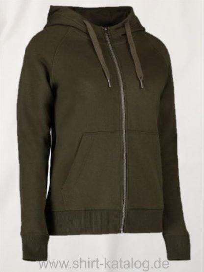 28144-CORE-Full-Zip-Damen-Hoodie-0639-Classic-Olive