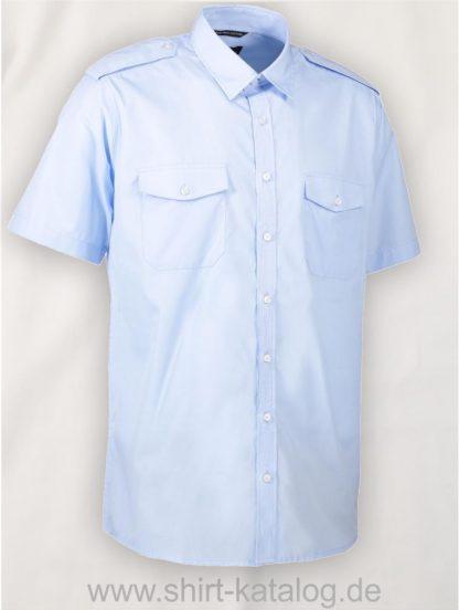 29337-ID-Identity-Uniformhemd-Kurzarm-0231-Hellblau