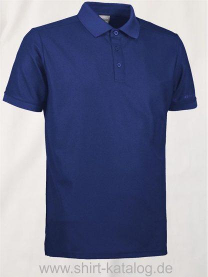 29345-ID-Identity-Man-Functional-Polo-Shirt- G21006-Navy