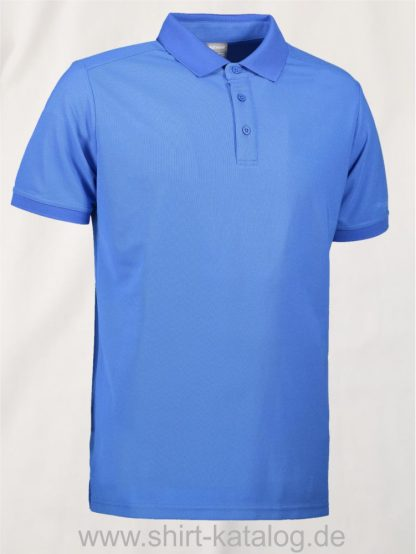 29345-ID-Identity-Man-Functional-Polo-Shirt- G21006-Royal