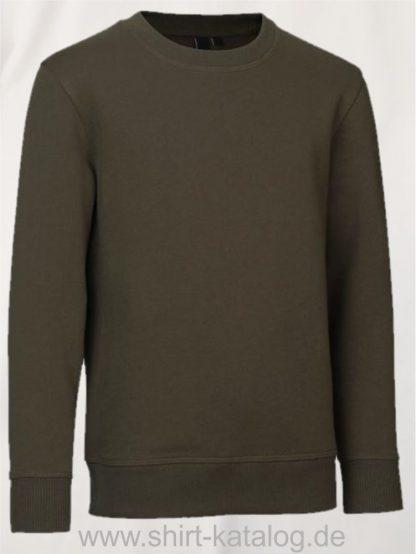 30574-ID-Identity-CORE-O-Neck-Sweatshirt-40634-Classic-Olive