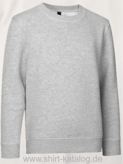 30574-ID-Identity-CORE-O-Neck-Sweatshirt-40634-Graumeliert