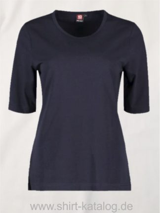 30586-ID-Identity-pro-wear-t-shirt-1-2-ärmel-0315-navy