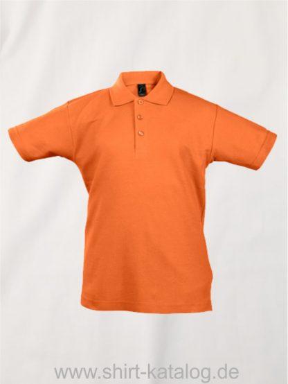 21464-Sols-Kids-Kids-Summer-Polo-II-Orange