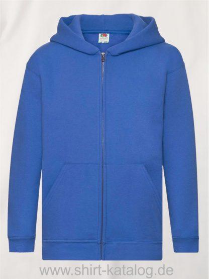 Premium-Hooded-Sweat-Jacket-Kids-Royal